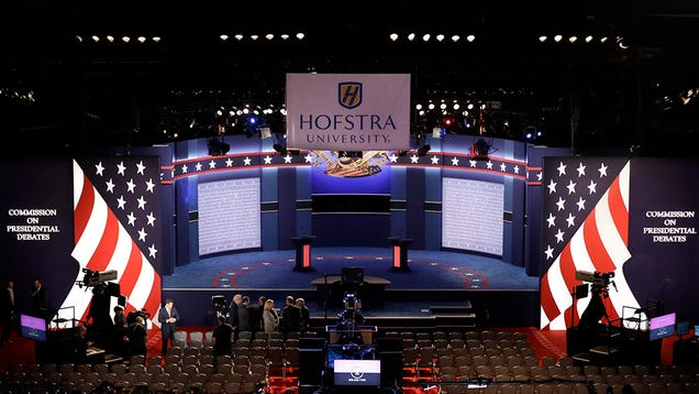 Journalists at the Presidential Debate Must Pay $200 for Wi-Fi