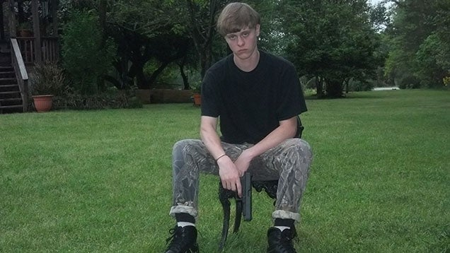 Dylann Roof Said To Have Attempted Suicide After Shooting