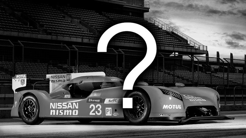 Illustration for article titled The Real Reason for Nissan's Loss at Le Mans