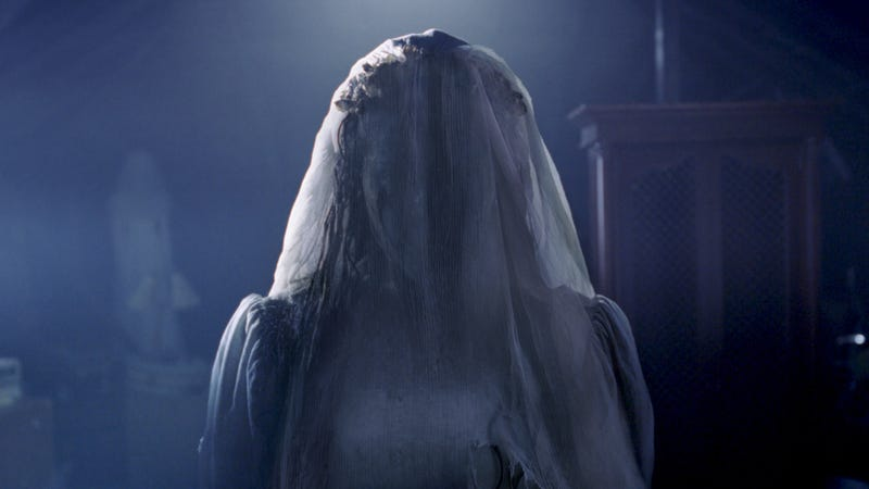 Illustration for article titled Weekend Box Office: Don't cry for me, La Llorona