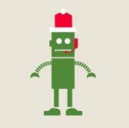 Illustration for article titled Robots Bring the Funk to Your Christmas Soundtrack