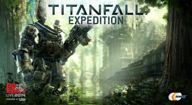 Illustration for article titled Titanfall Expedition Map Pack Coming In May