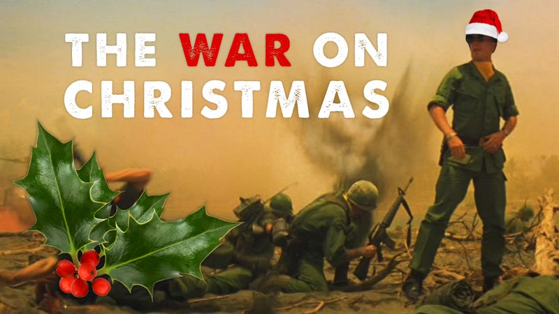Illustration for article titled Abandoned Santa villages are latest casualties of the War on Christmas