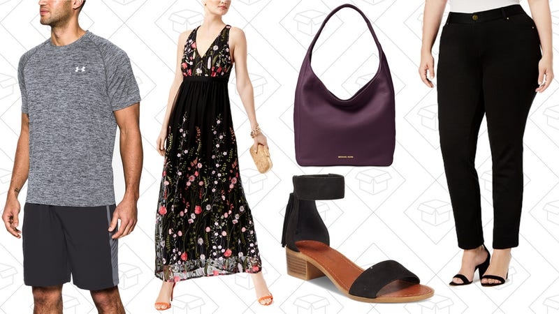 Up to 25% off at Macy's with code STYLE