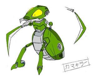 Illustration for article titled Sega Trading Project Needlemouse Info For Fan Art