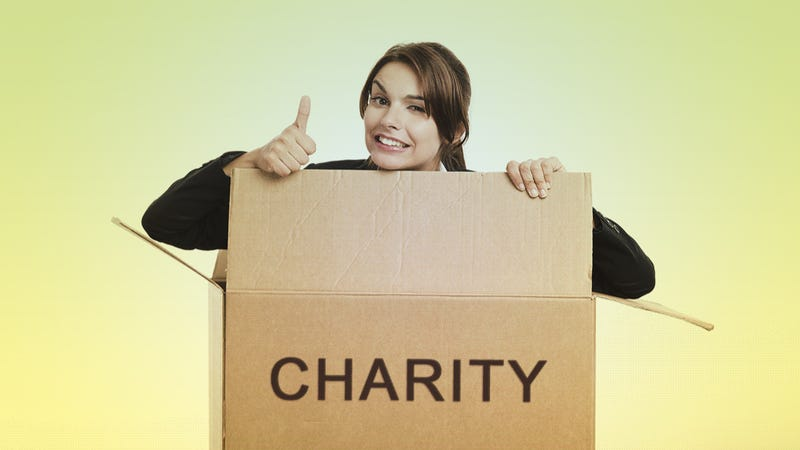 Illustration for article titled How to Pick the Right Charity and Maximize Your Donations