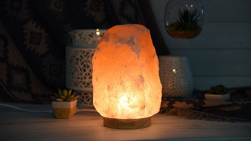 Himalayan Salt Lamp, $30