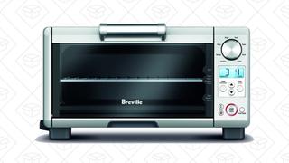 Horno inteligente Breville BOV450XL con Element IQ | $122 | Amazon