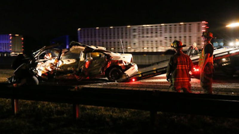Baby And Teenage Passenger Killed In Georgia Street Racing Crash