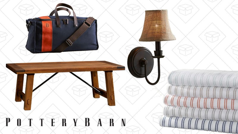 Pottery Barn, 70% off sale plus free shipping with code FREESHIP