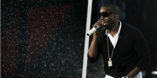 Kanye West (Sandra Mu/Getty Images)