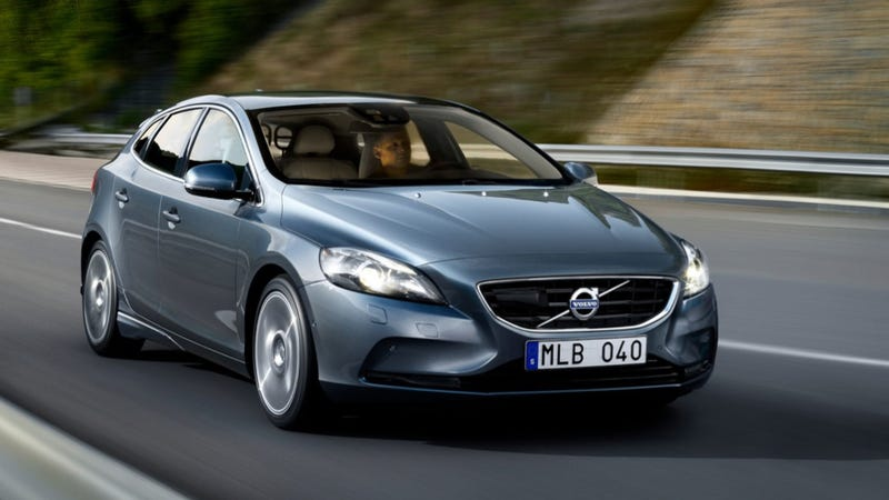 The Next Volvo S40 Is Coming To The United States