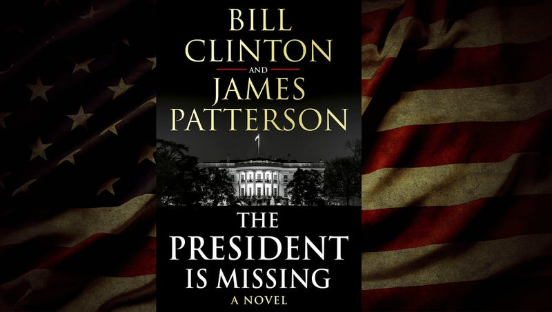 Illustration for article titled Bill Clinton's thriller The President Is Missing is incredibly, almost charmingly, silly