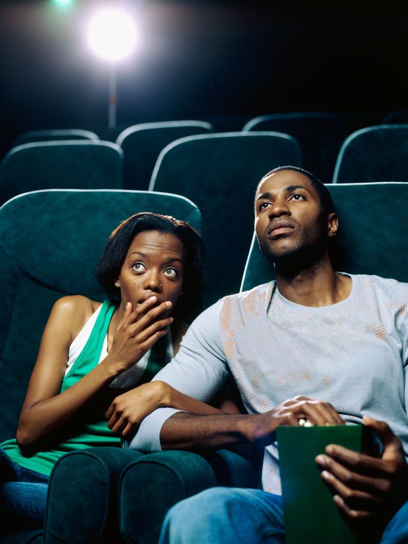 Blacks watch a variety of films. (Thinkstock)