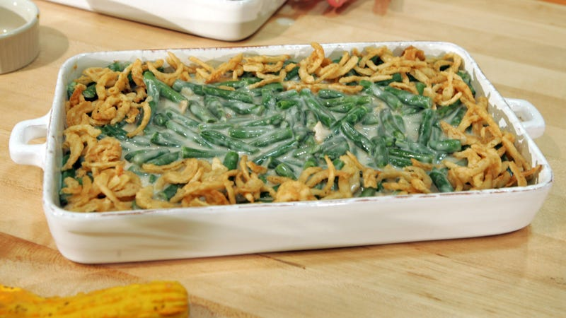 Illustration for article titled The Inventor of Famous Green Bean Casserole Has Died