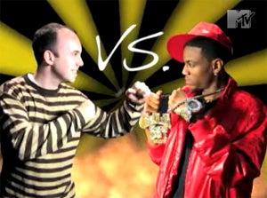 Illustration for article titled Totilo Versus Soulja Boy - Fight!