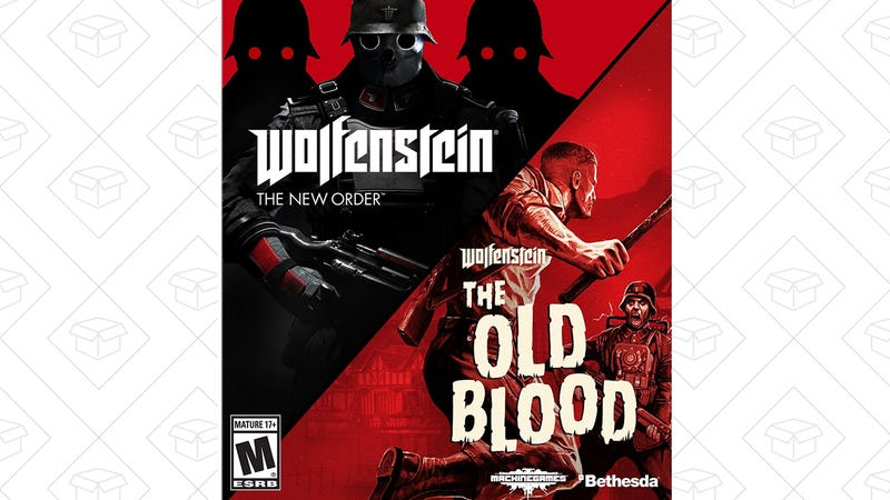 Wolfenstein: The Two-Pack, $20 - PS4 | PC