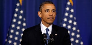 President Obama (Win McNamee/Getty Images)
