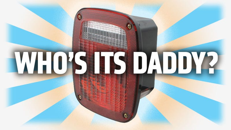 Illustration for article titled Jalopnik Hive Mind Project: Who Designed This Iconic Taillight?