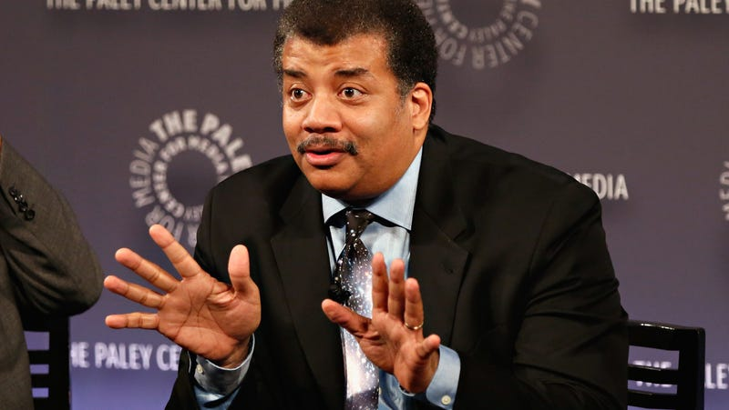 Illustration for article titled Allow Neil deGrasse Tyson to Scare You With Terrifying Hurricane Facts