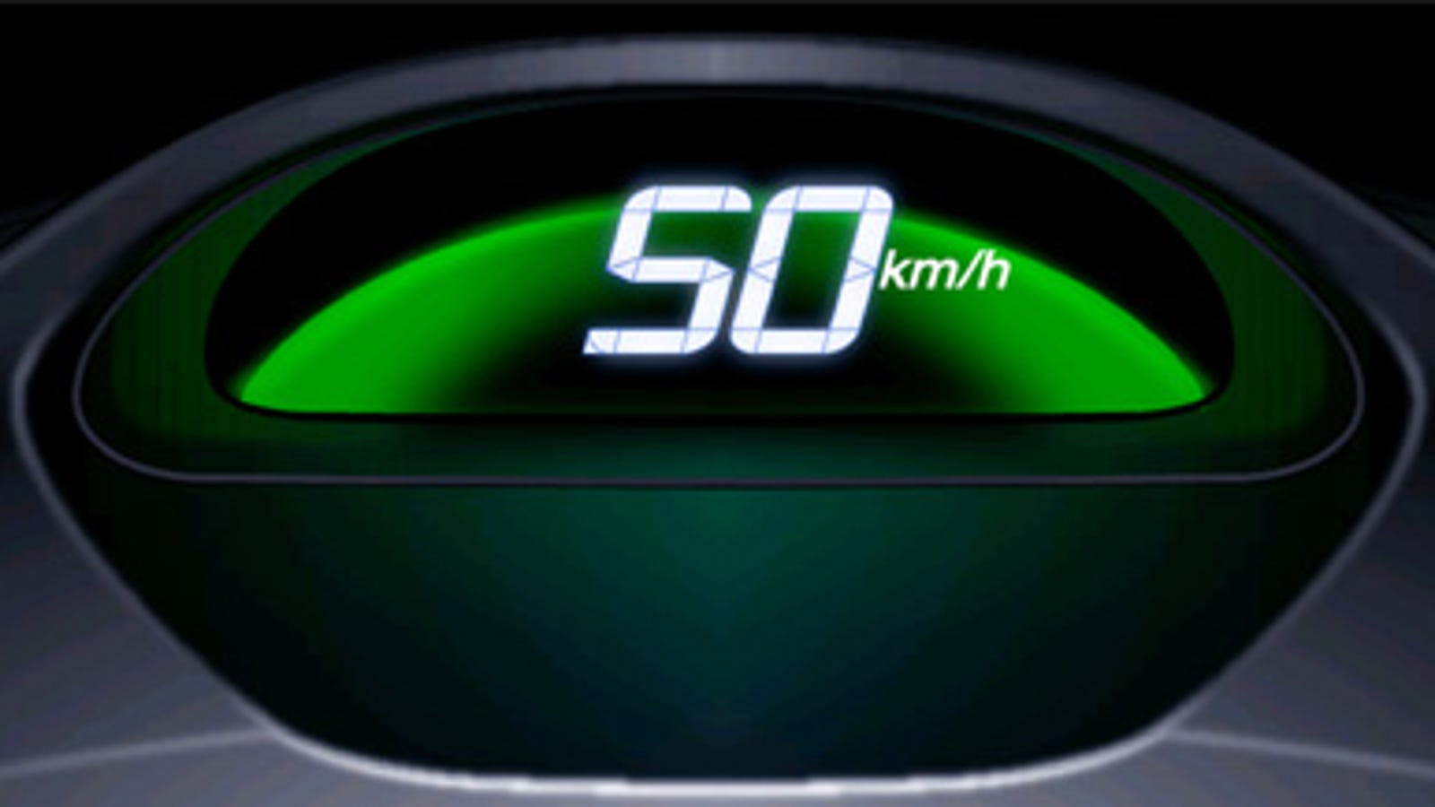Honda Speedometer Changes Color When You Drive Crazy