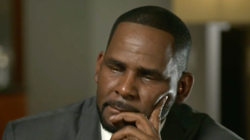 R. Kelly on CBS This Morning