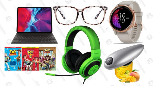 Save an Extra 20% on Apple Products, Gaming Peripherals, Smartwatches, and More in Amazon s Huge Warehouse Sale