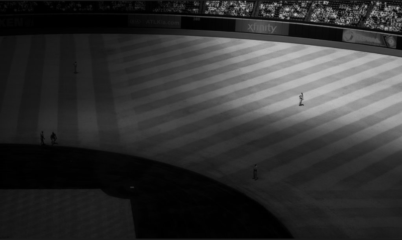Illustration for article titled Pouya Dianat's Gorgeous Baseball Photography
