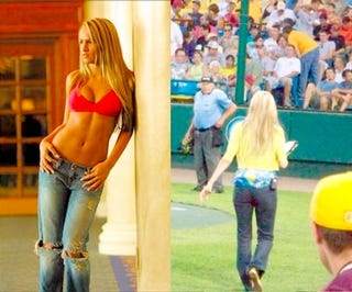 Illustration for article titled ESPN Prepares For Life Without Erin Andrews; A New Sideline Princess Waits In The Wings