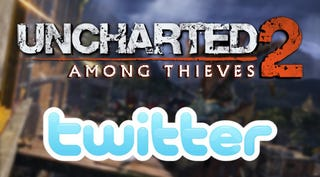 Illustration for article titled Uncharted 2 Pulls Plug on Some Twitter Updates