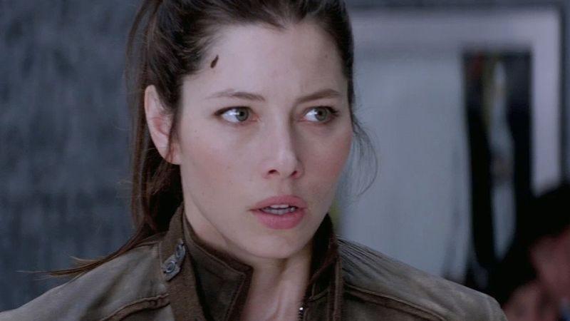 Jessica Biel, now part of the eternal return of True Detective casting.