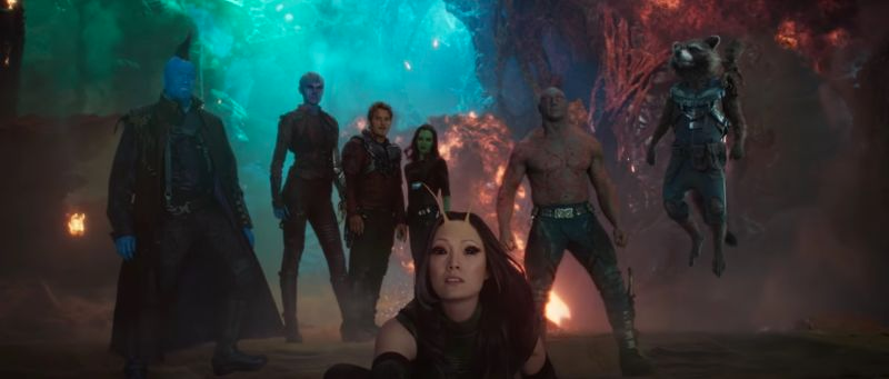 The Guardians of the Galaxy. Image: Disney