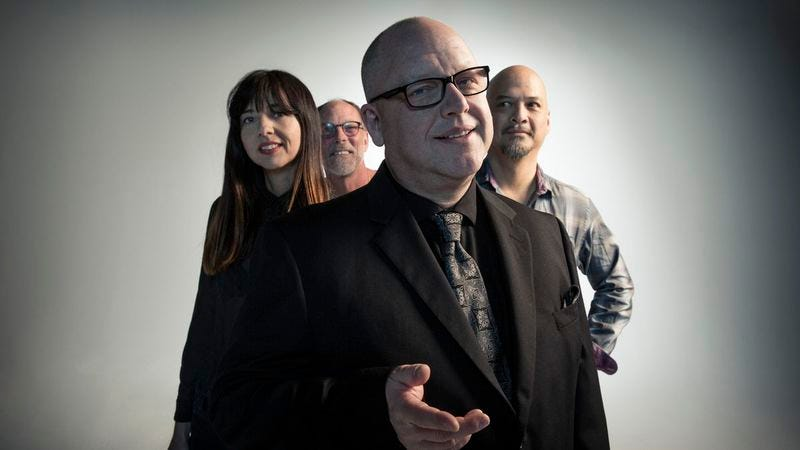 Pixies (Photo: Travis Shinn)