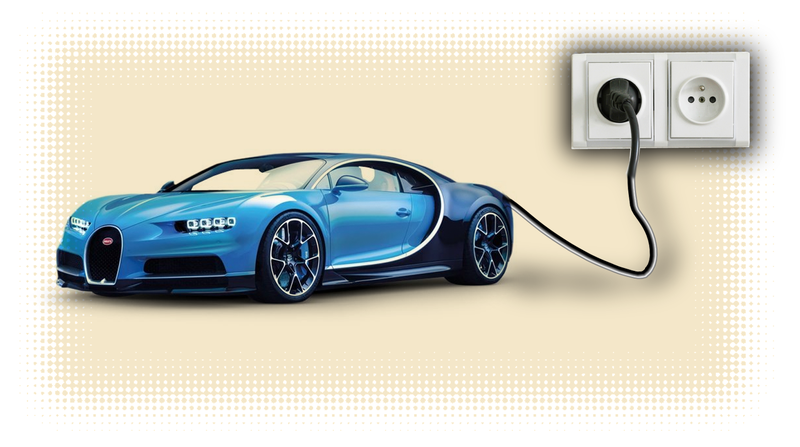 Illustration for article titled Dyno Testing A Bugatti Chiron Makes Enough Electricity To Power People's Homes