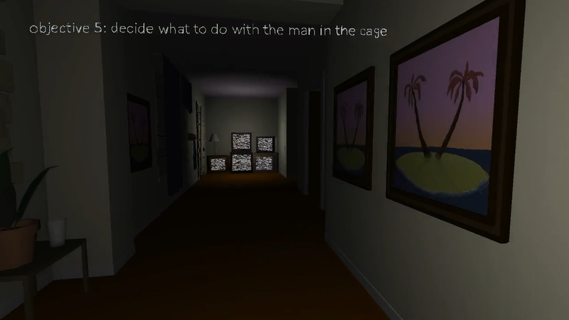 Escape The Men's Bathroom Game a horror game that disturbed me in less than 10 minutes