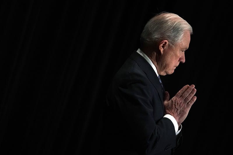 Illustration for article titled Jeff Sessions Quotes the Bible to Justify Abusing Immigrants; God Laughs