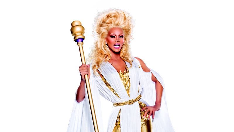 """Illustration for article titled RuPaul's Drag Race: """"The Final Three, Hunty"""""""