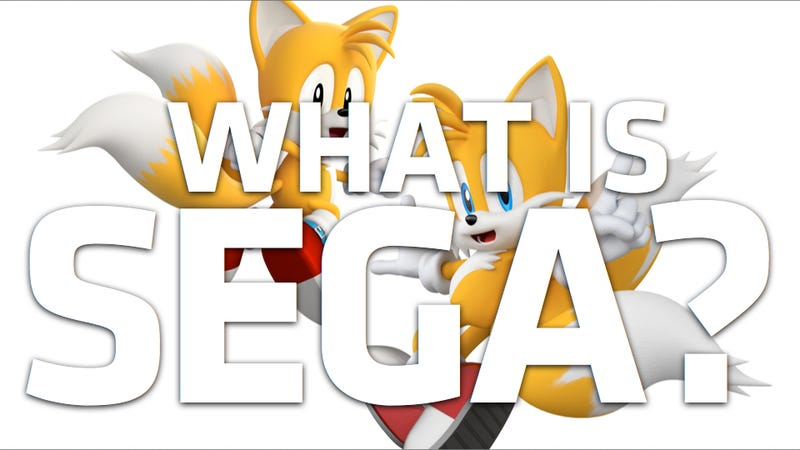 Illustration for article titled Simple Question...What is Sega?