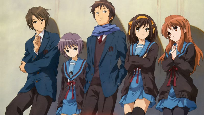 Illustration for article titled Review: The Disappearance of Haruhi Suzumiya