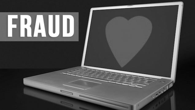 Soldier online dating scams