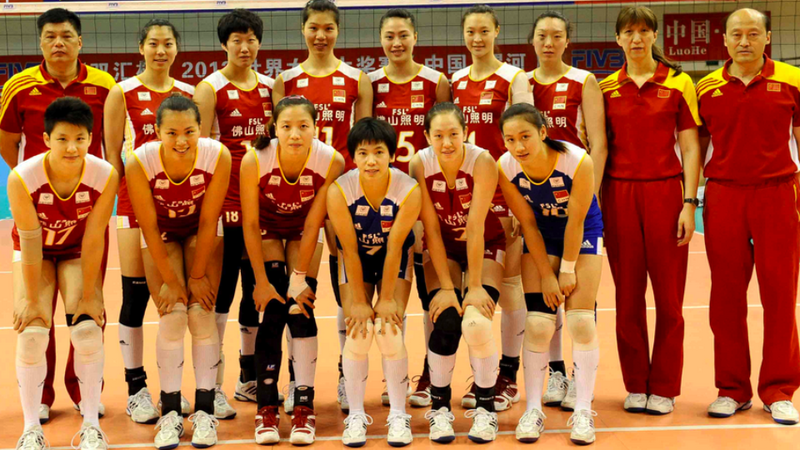 Illustration for article titled The Chinese Women's Olympic Volleyball Team Stopped Eating Meat… and Stopped Playing Well