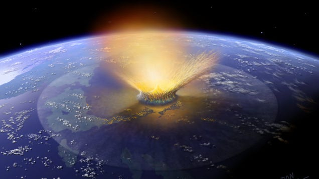 Dino-Killing Asteroid Spawned a Huge Magma Chamber That Lasted Millions of Years