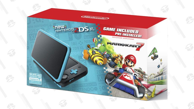 New Nintendo 2DS XL With Mario Kart 7 (Black or Orange ) | $130 | Target