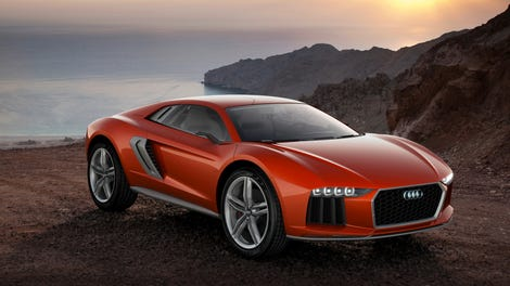 Lamborghini Might Finally Make An All Terrain Supercar Called The