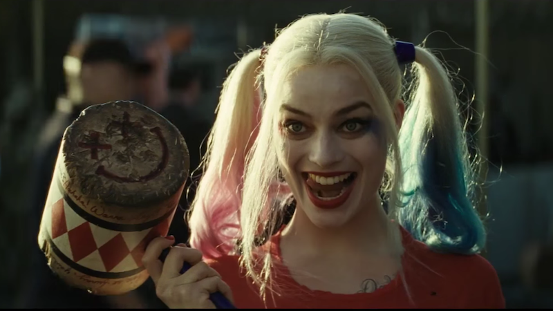 Image: Screenshot from Suicide Squad Trailer