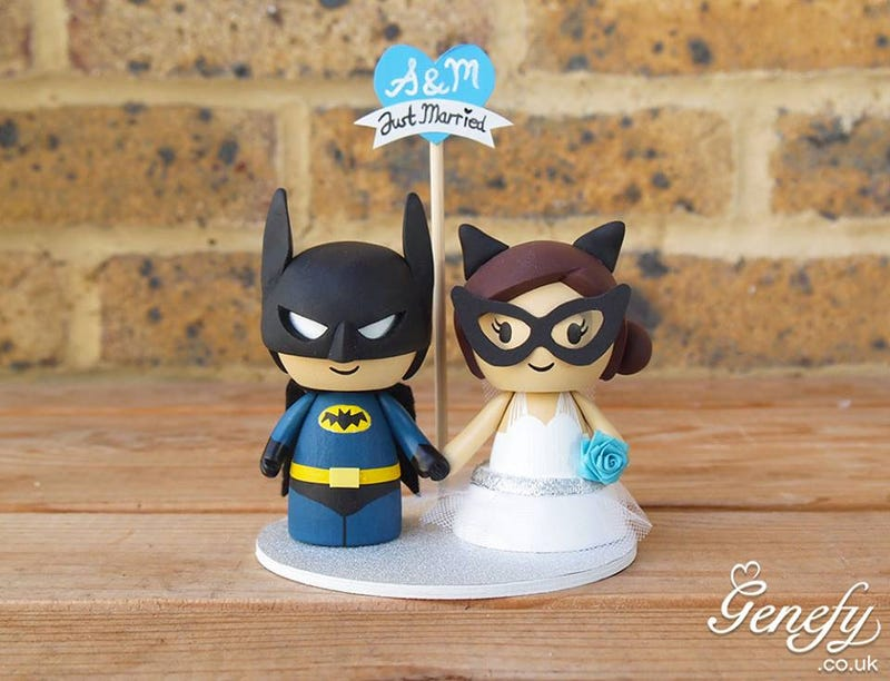 Illustration for article titled Show Us Your Clever And Inventive Cake Toppers