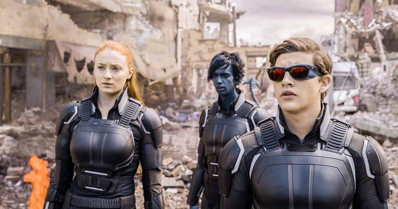 Illustration for article titled La nueva película de los X-Men ha hecho al menos una cosa bien: se basará en la década de los 90