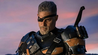 The actor as Deathstroke.