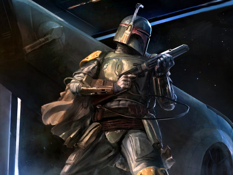 Illustration for article titled Boba Fett Game Ideas -- Episode V: The Open-World Strikes Back