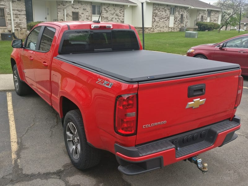 Illustration for article titled Tonneau Installed! Also, I Sold My Mustang & I Miss It...